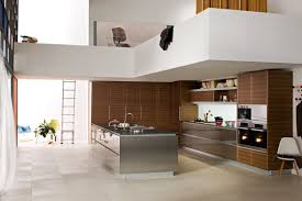 Small Picture Kitchen Wonderful White Brown Wood Stainless Glass Luxury Design