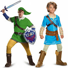 Marvelous Link Costumes