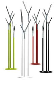 Coat Stand Rack Modern Coat Stands Key Racks Hangars Wall Hooks 100Modern 75