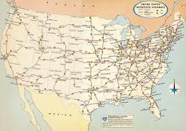 Interstate Mileage Chart Aaroads Interstate Guide Interstate Guide Com