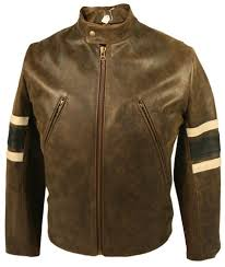 x men 3 wolverine style leather jacket as worn by hugh jackman in the last stand