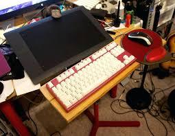 desk keyboard drawer keyboard tray for corner