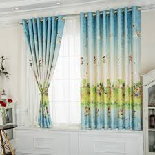 Short Curtains In Living Room Cotton Print Curtains Promotion Shop For Promotional Cotton Print