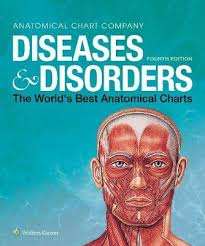 World S Best Anatomical Charts Diseases Disorders Anatomical Chart Company 9781975110239