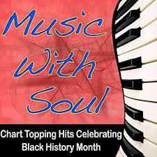 Music Hit Chart Music With Soul Chart Topping Hits Celebrating Black