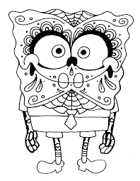 Small Picture Free Printable Sugar Skull Coloring Pages Archives coloring page
