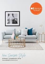 Small Picture MODERN AUSTRALIAN LIVING OZ Design Furniture Winter 16 Directory
