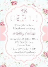 tea party templates tea party invitations templates new tea party baby shower invitation