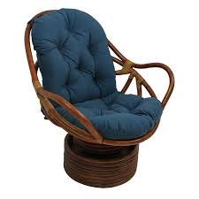 international caravan bali rattan swivel rocker chair