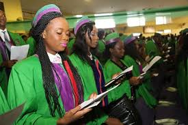 13th Home - University Ceremony Covenant Gallery 19 Matriculation Photo