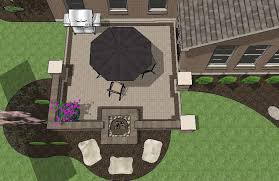 Models Square Patio Designs Diy Brick Design With Seat Wall Decorating Ideas