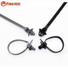 buy wire harness clips and get free shipping on aliexpress com Wiring Harness Spade Clamps 50 pieces wire harness fastener cable ties management tie line for motorcycle car corrugated pipe