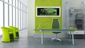 green office desk. corporate office desk green shades are often used in design because theyu0027ve been shown e
