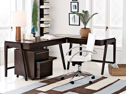 home office table. Desk, Office Desks For Home Executive L Shaped Desk Chair Vase Lamp  Book Carpet Basket Home Office Table