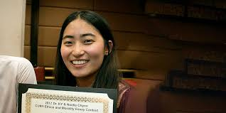 student sharon lee wins cuny ethics and morality essay contest