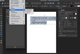 Footlight Mt Light Font For Mac No Options For Ligatures Affinity On Desktop Questions