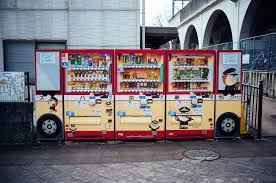 Is Vending Machine Business Profitable Beauteous Profitable Vending Machine Business Model Discovervend