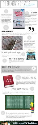 best writing images 10 elements of style of post writing