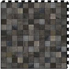 perfection floor tile master mosaic 6 piece 20 in x 20 in stonehenge