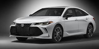 Detroit Auto Show: 2019 Toyota Avalon looks good, but faces tough ...