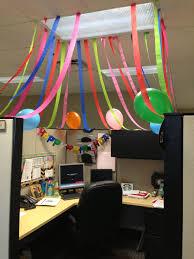 office party decorations. Office Party Decorations · Cube Birthday Celebration!