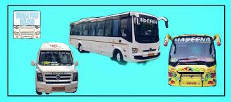 kerala tourist bus service
