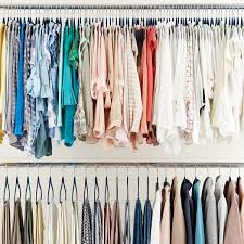 hangers for clothes velvet pants costco dress hanger bulk space best makeover organizer organizers closet coat closetmaid rod pretty cascading depot