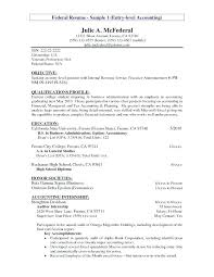How To Write An Accounting Resume Best Of Examples Of Accounting