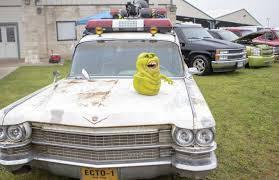 Ghostbusters-themed car rolls into Conroe for Lone Star Throwdown ...