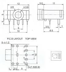 3 5mm audio jack wiring diagram wiring diagrams 3 5mm wire jack wiring diagram nilza