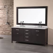 Shop Design Element London Espresso Undermount Double Sink ...