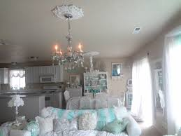 i just love the look the ceiling medallion gives the chandelier and the whole room it makes it so much more dramatic which i love