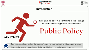 Design Thinking Public Policy Policy Design And Tools