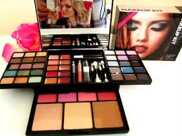 amazon victoria secret o s makeup kit 55 must haves for eye lips and face makeup sets