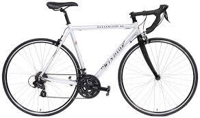 carbon fork aluminum road bikes with full shimano drivetrain windsor wellington 4 0