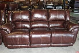 leather lounge couch1