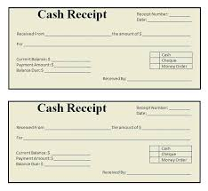 Cash Received Receipt Beauteous Work Receipt Template Saunaweb