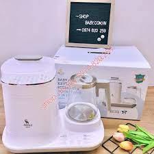 Máy đun nước, tiệt trùng, sấy khô 3in1 Moaz MB018 | Dụng cụ tiệt trùng &  giữ ấm