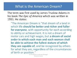 american dream definition essay the american dream definition essay