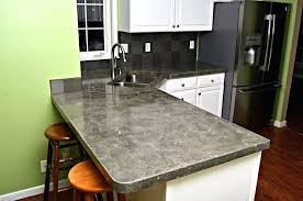 how to polish polished concrete countertop unique onyx countertops