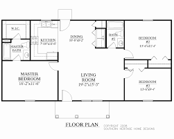 house plans 4 bedroom 2000 sq ft lovely free house plans with basements best simple ranch