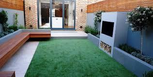 Modern Backyard Design Property Awesome Decorating