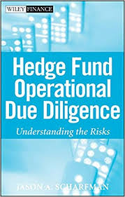 Amazon Com Hedge Fund Operational Due Diligence Understanding The