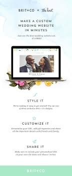 The Knot Wedding Website 2017 Creative Wedding Ideas Paris Free Wedding Website Templates The Knot