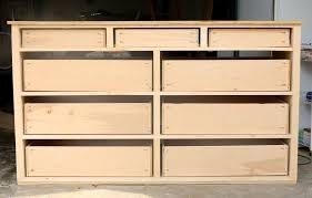 how to build a dresser. Throughout How To Build Dresser The House Of Wood