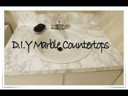 d i y marble counter tops for less than 20
