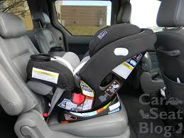 graco 4ever extend2fit all in one rear facing space comparison