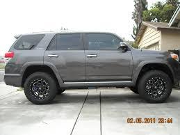 Lift or Leveling options - Toyota 4Runner Forum - Largest 4Runner ...