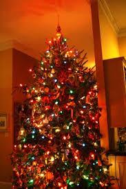 Astonishing Design Inexpensive Christmas Trees Alt Made Of String Old Style Christmas Tree Lights