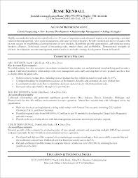 Professional Summary Resume Example – Resume Letter Collection